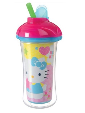 Munchkin Hello Kitty� Click Lock� Insulated Straw Cup