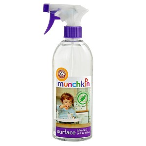 Munchkin Arm & Hammer� Surface Cleaning Spray 16fl oz