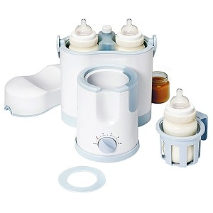Munchkin Day & Night Bottle Warmer & Cooler