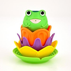 Munchkin�  Magic Color Lily Pad Stackers 18+ Months