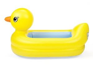 Munchkin White Hot� Inflatable Safety Duck Tub