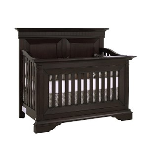 Munire Monterey Lifetime Convertible Crib in Espresso