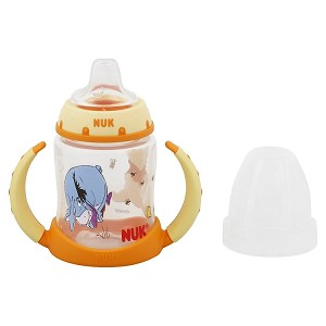 Nuk Disney Winnie the Pooh 5 OZ Learner Cup Silicone Spout, 6+ Months