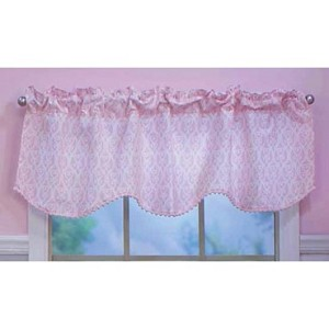 Nurture Imagination Garden District Window Valance