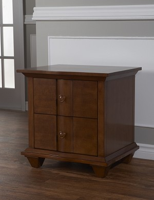 Pali Onda 5 Drawer Dresser in Mocacchino