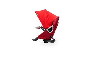 Orbit Baby G2 Stroller Seat in Ruby