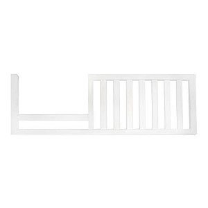 Pali Mantova Toddler Rail in White