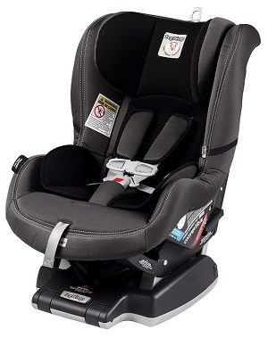 Perego Primo Viaggio Convertible Car Seat Atmosphere - Light & Dark Grey