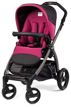 Peg Perego Book Pop Up Fleur - Raspberry Pink