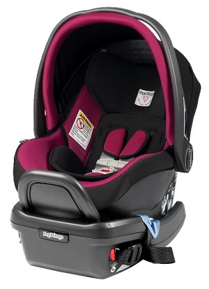 Peg Perego 2014 Primo Viaggio Infant Car Seat 4/35 in Fleur