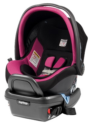 Peg Perego 2014 Primo Viaggio Infant Car Seat 4/35 in Fucsia