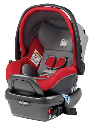Peg Perego 2014 Primo Viaggio Infant Car Seat 4/35 in Tulip