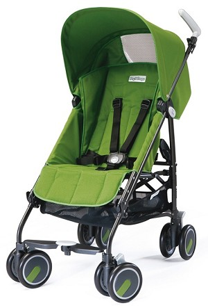 Peg Perego Pliko Mini in Aloe - Aloe Green
