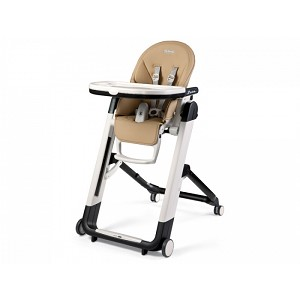Peg Perego Siesta High Chair in Beige