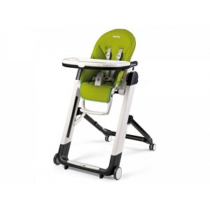 Peg Perego Siesta High Chair in Green