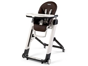 Peg Perego Siesta High Chair in Cacao