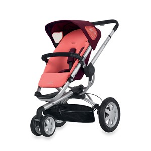 Quinny Buzz Stroller in Pink Blush