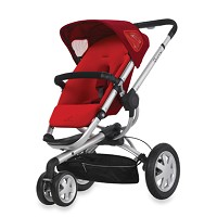Quinny Buzz Stroller in Rebel Red