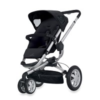 Quinny Buzz Stroller in Rocking Black