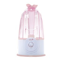 Safety 1st Soothing Mist Ultrasonic Humidifier in Pink