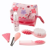 Safety 1st™ Grooming Kit 10-Pieces Pink