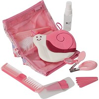 Safety 1st™ Complete Grooming Kit 18 Pcs Pink