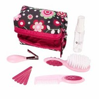 Safety 1st 1st Grooming Kit - Raspberry