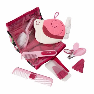 Safety 1st Complete Grooming Kit Raspberry