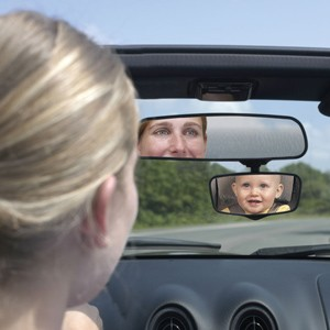 Safety 1st� Flip Down Childview Mirror