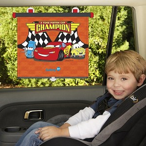 Safety 1st� Disney Pixar Cars Sunsafe RollerShade
