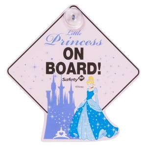 Safety 1st� Disney Little Princess on Board Sign