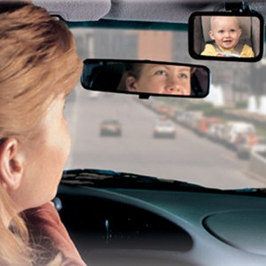Safety 1st� Front Or Back Babyview Mirror