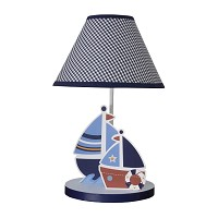 Bedtime Originals Sail Away Lamp & Shade