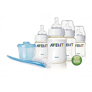 Infant Bottle Starter Set