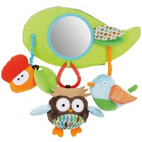 Skip Hop Stroller Bar Toy Treetop Friends
