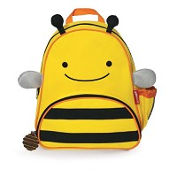 Skip Hop Zoo Pack Little Kids Backpack Bee