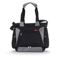 Skip Hop Bento Diaper Bag Black