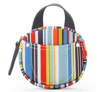 Skip Hop Pacifier Pocket Metro Stripe