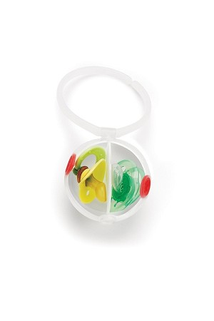Skip Hop Egg Double Pacifier Holder