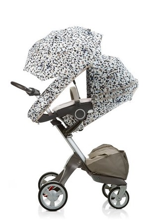 Stokke� Xplory� Summer Kit Blue Pixel