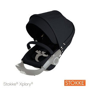 Stokke� Xplory� and Crusi Style Kit Seat Dark Navy