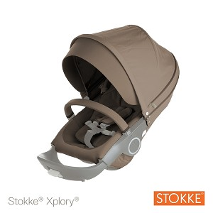 Stokke� Xplory� and Crusi Style Kit Brown