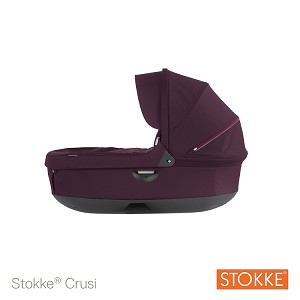Stokke� Crusi Carrycot Purple