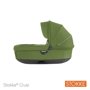 Stokke� Crusi Carrycot Light Green