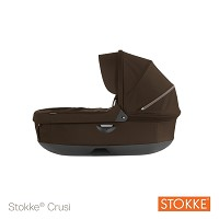 Stokke® Crusi Carrycot Brown