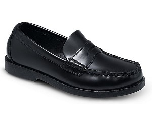 Sperry Top-sider Colton Loafer, Black - Little Kids