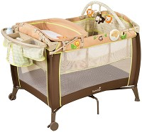 Summer Swingin' Safari Grow With Me Playard & Changer