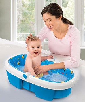 Summer Fold Away Baby Bath