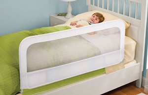 Summer Infant Sure&Secure� Bedrail White