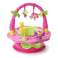 Summer Infant Deluxe SuperSeat® Island Giggles